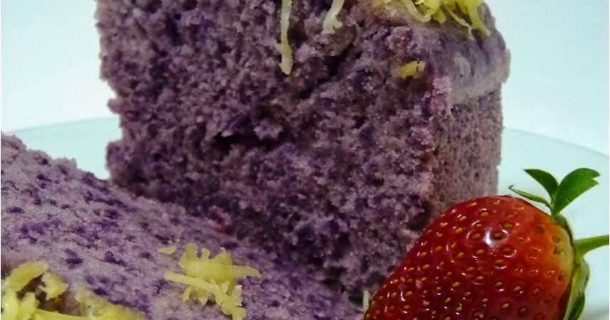 "Resep Cake Kukus Ubi Ungu: ""Dapur Bunda Calista"": Brownies Kukus Ubi Ungu"