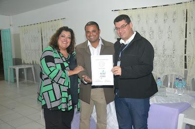 A ASMOVIQ  realiza a posse da nova diretoria executiva da AMPEC SJP