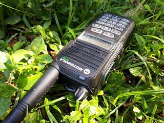 HT Handy Talky Motorola CP1660 CP 1660 CP-1660 VHF New Sisa Stok