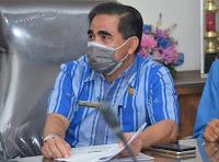 Ada Pergeseran Dana Kelurahan Rp150 juta untuk Penanganan Covid19 dan Pemberlakuan PSBK
