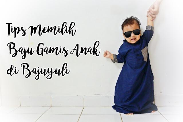 Tips Memilih Baju Gamis Anak