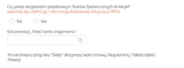 kod promocji w programie poleceń ING Banku Śląskiego