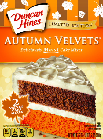 Duncan Hines Spice Cake Variations Using Instant Pudding