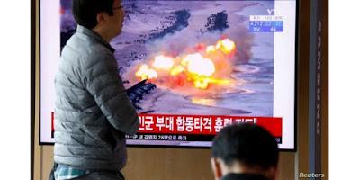 كوريا الشمالية تفجر مكتب الاتصال المشترك بين الكوريتين في كيسونغ