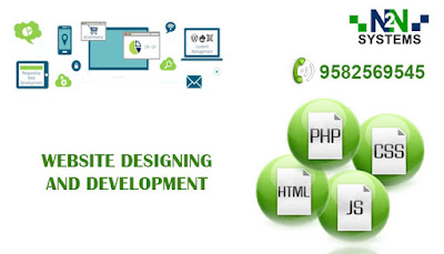 Professional Website Designing & Developing Company in Delhi