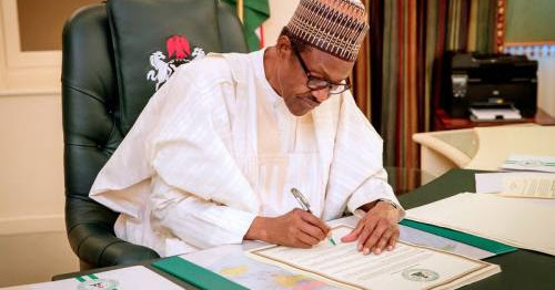 Nigerian Union of Local Government Employees endorses president Buhari.