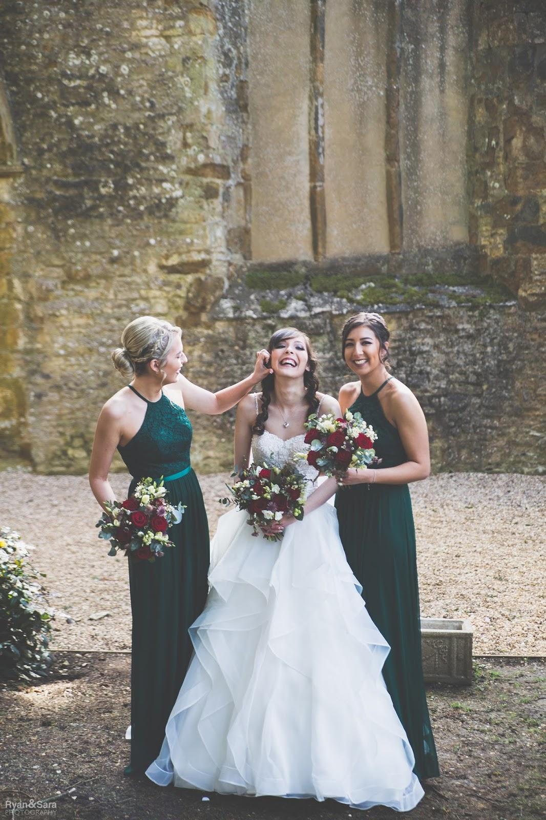bride squad, bridesmaids