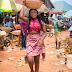 Pretty Nollywood kid actress, Sharon stuns in Birthday photos