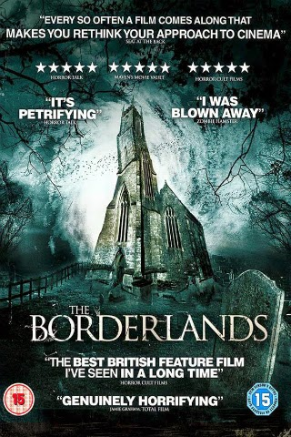 The Borderlands [2013] [DVD FULL] [NTSC] [Subtitulado]