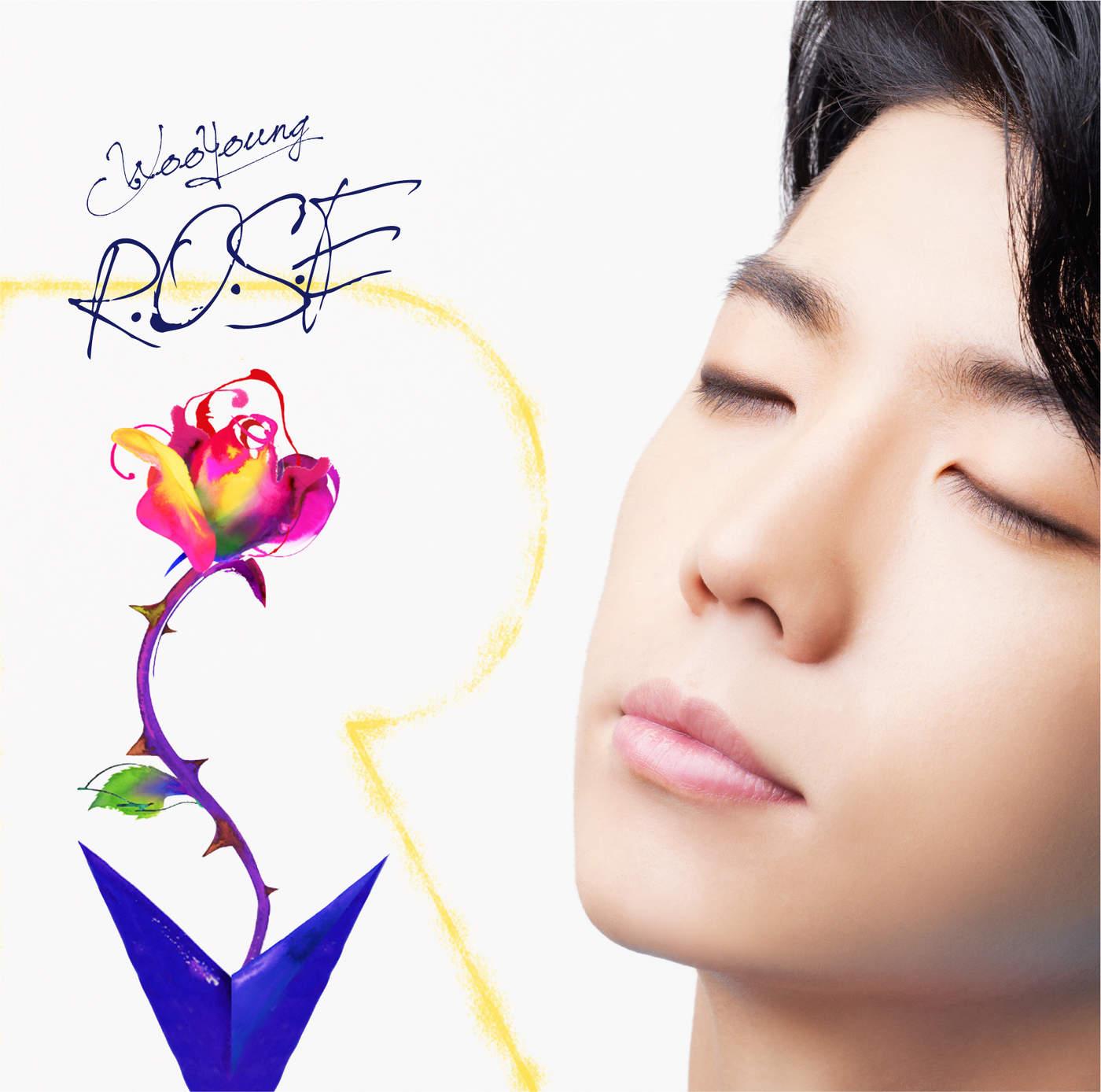 Jang Woo Young – R.O.S.E (Korean Ver.) – Single