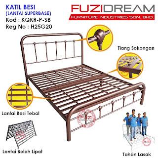 katil-queen-kelamin-bed-murah-harga-besi