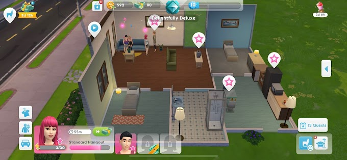 Back to the old game: The Sims