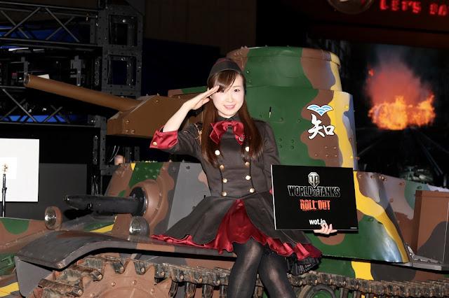 Wargaming 在這次東京電玩展中仍以現有遊戲為展出要角