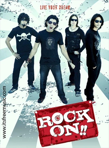 Rock On 2008 Hindi Movie Download