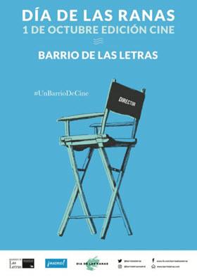 Día de las Ranas en el Barrio de las Letras. Sábado 1 de octubre