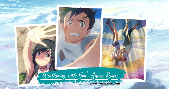 Weathering With You Anime Film Review Flooding Tokyo With Romance Heavy Downpour Visual Aesthetic Yu Alexius Anime Portal
