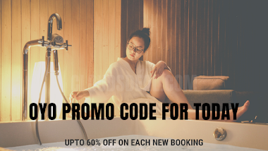 60% OFF OYO Promo code March 2020