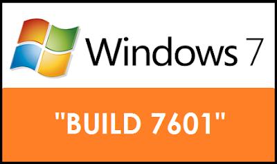 Cara Mengatasi Windows 7 Build 7601 This Copy of Windows is Not Genuine
