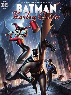Batman and Harley Quinn (2017) 720p WEB-DL 600mb