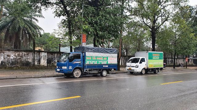 công ty taxi tải thành vinh