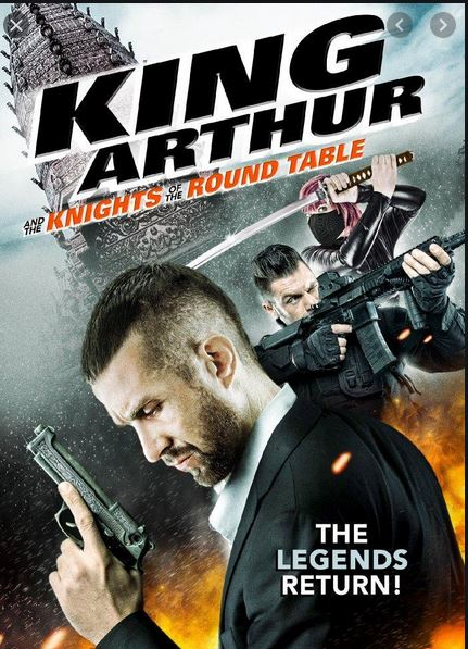 King Arthur and the Knights of the Round Table (2017) Hindi Dubbed Full Movie Watch Download
