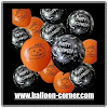 Balon Latex Printing HAPPY HALLOWEEN
