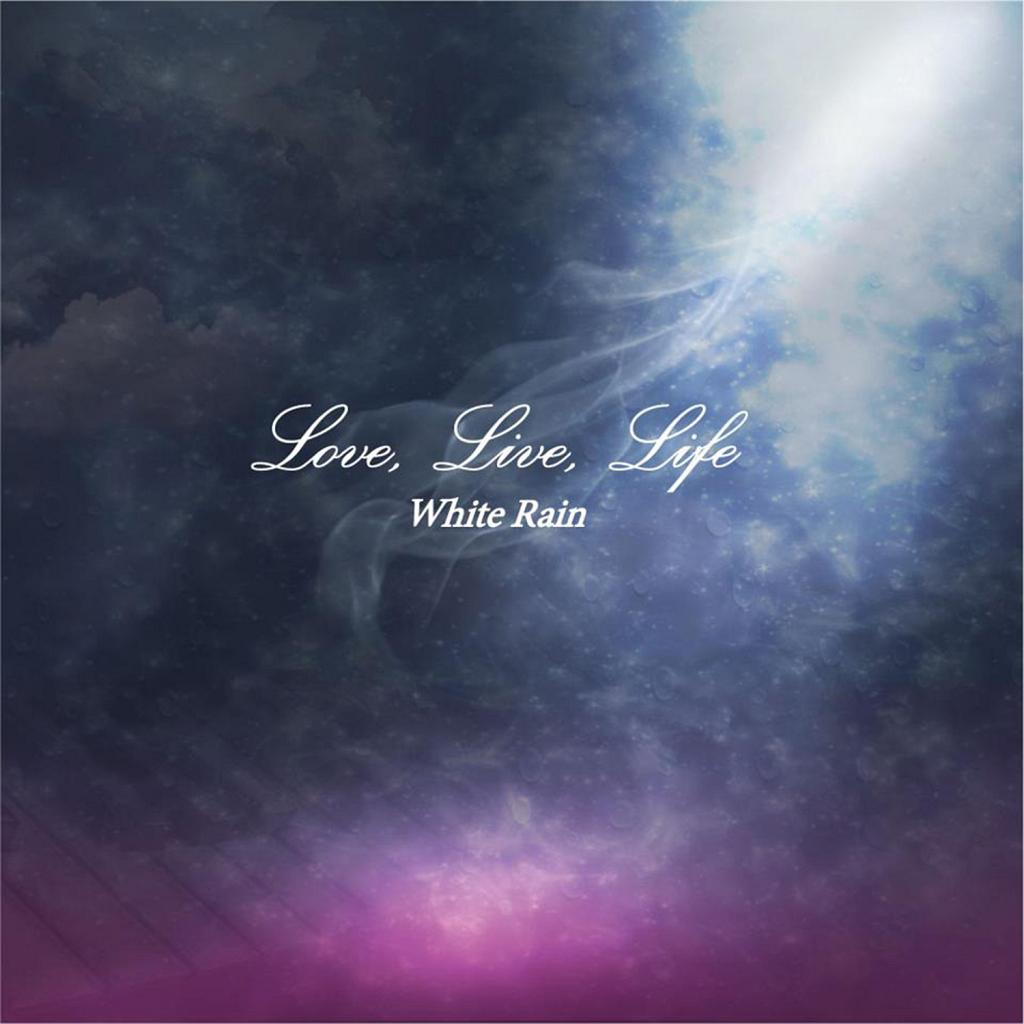 White Rain – Love, Live, Life Of Korea