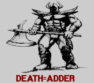 death adder Golden Axe