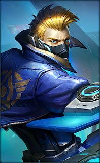 Hayabusa Future Enforcer Heroes Assassin of Skins V4