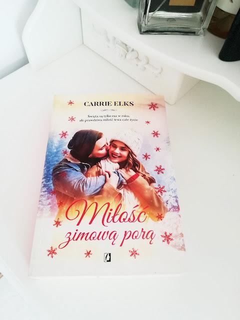 """#3 Carrie Elks - """"Miłość zimową porą"""""""