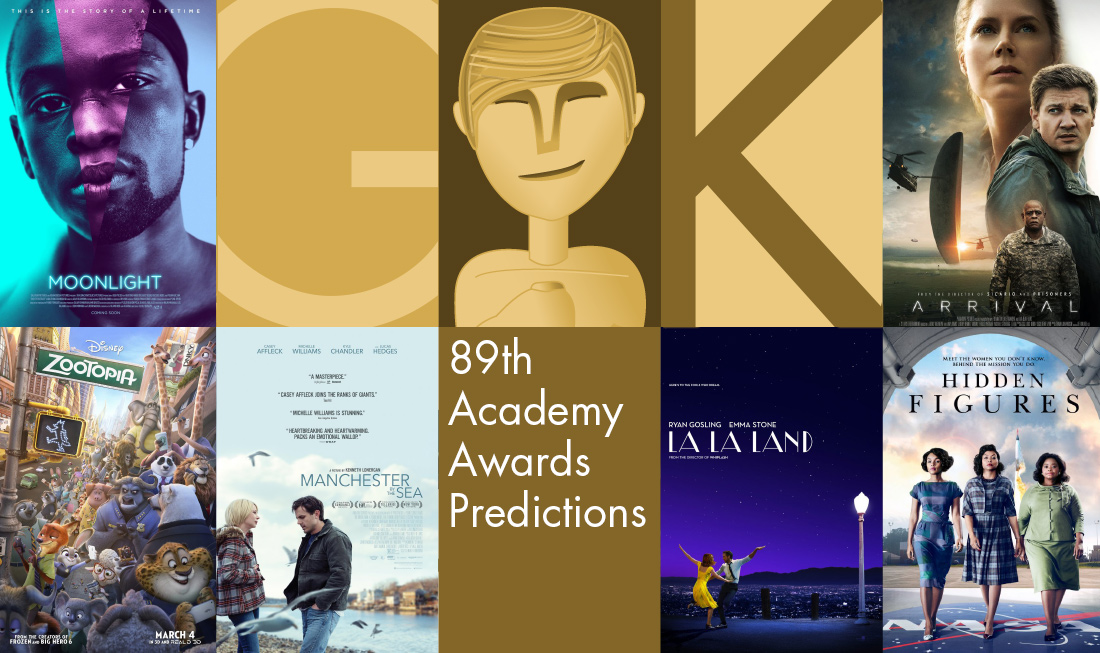 Final predictions: 89th Academy Awards - Oscars 2017 (updated) | The