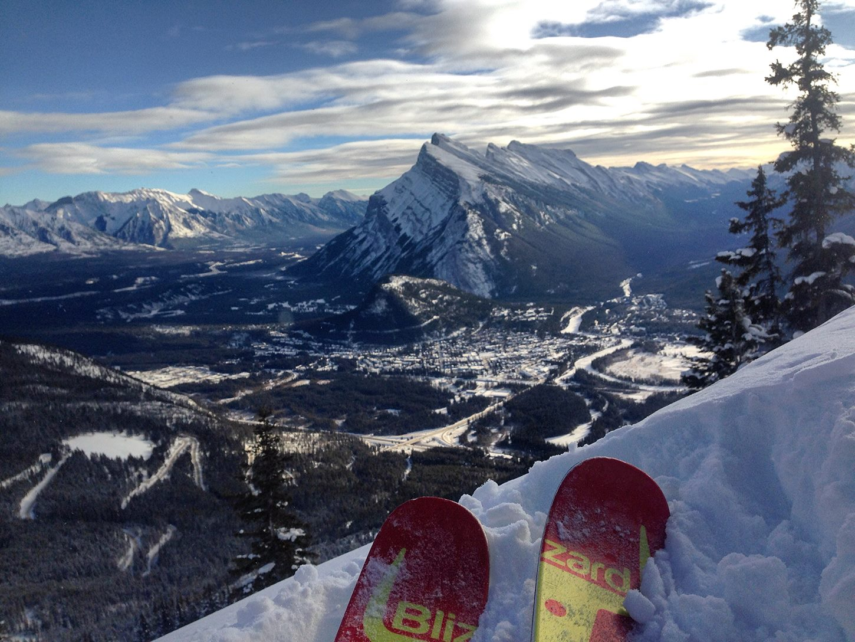 One Two Ski: Back to Banff Mt Norquay
