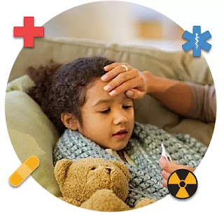 Even children who suffer from skin allergies will fuss because of the uncomfortable itching. This allergies can be overcome with anti-itching powder, but only temporarily the skin fade powder will return itching. It would be nice to consult a doctor.