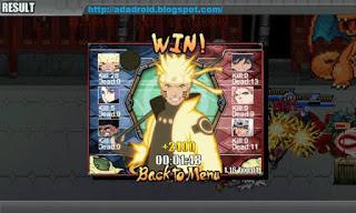 Naruto The Final Mod Versi Dewa v1.16 Fixed 1 Apk Terbaru Gratis