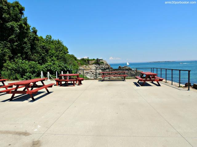Zona de Picnic en Ship Cove, Fort Williams Park