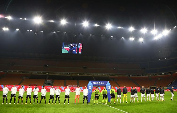 Izjave nakon susreta 16. kola Serie A i slavlja nad Milanom