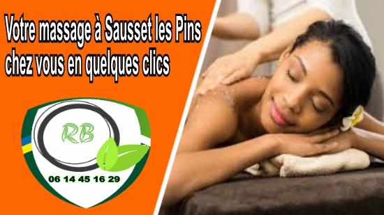 Votre massage à Sausset les Pins chez vous en quelques clics;