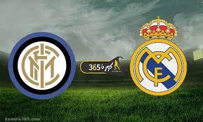 ايجي ناو مباراة ريال مدريد وانتر ميلان مباشر الاسطورة مباراة ريال مدريد اليوم