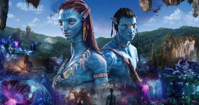 Foto Set Avatar 2 ini Sangat Epik