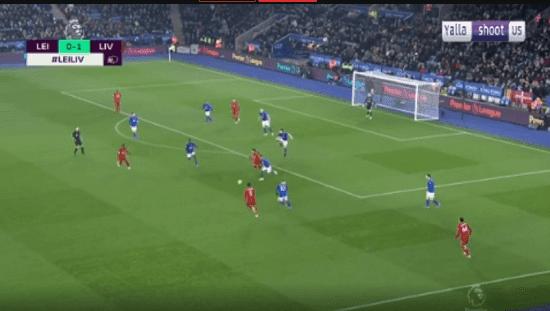 البث المباشر : ليفربول وليستر سيتي leicester-city vs liverpool kora online