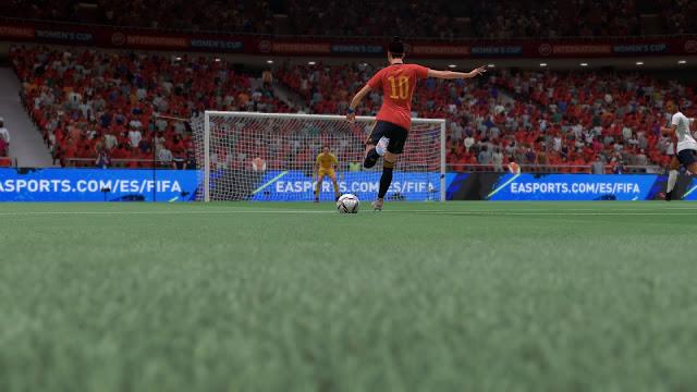 Análisis de Fifa 22 para PS4