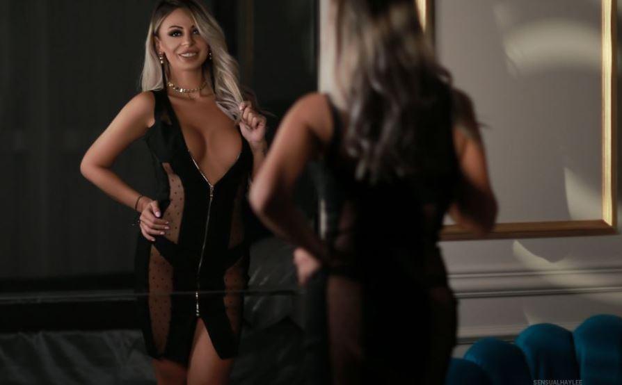 SensualHaylee Model GlamourCams