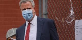 New York mayor announces coronavirus shutdown plan for nine areas