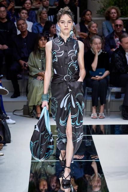 Модное платье весна-лето 2020 3