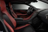Aston Martin Vanquish Zagato Concept (2016) Interior