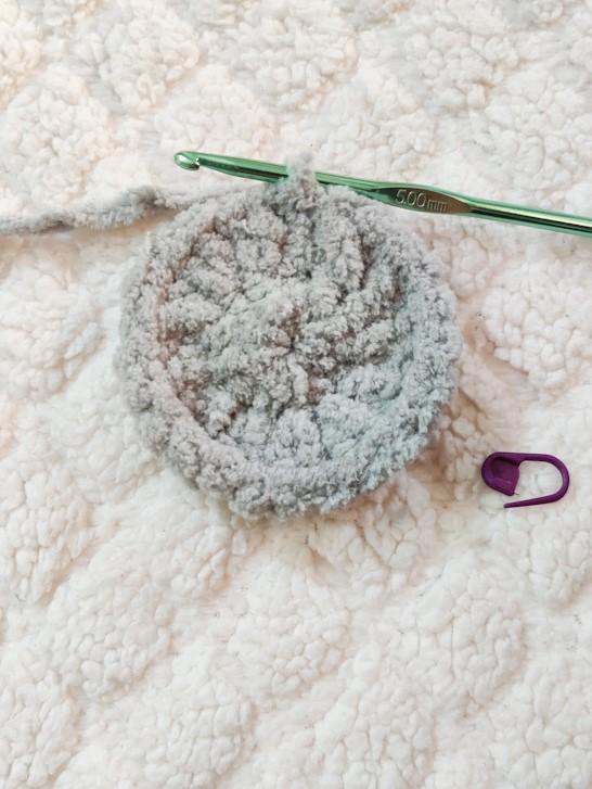 Pillow bear for little Saara | lilleliis | 727x546