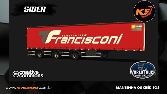 SIDER - TRANSPORTE FRANCISCONI
