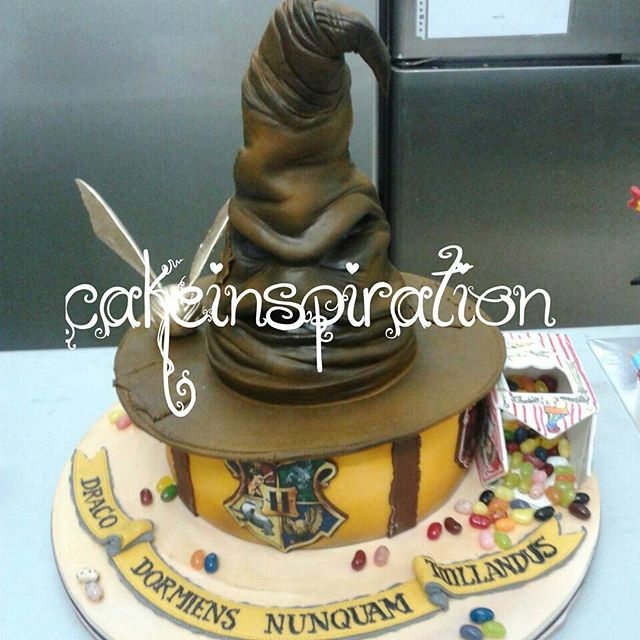 The Sensational Cakes Harry Potter 3d Cake Singapore