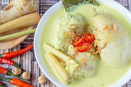 Resep Cara Membuat Opor Ayam Sederhana Lezat