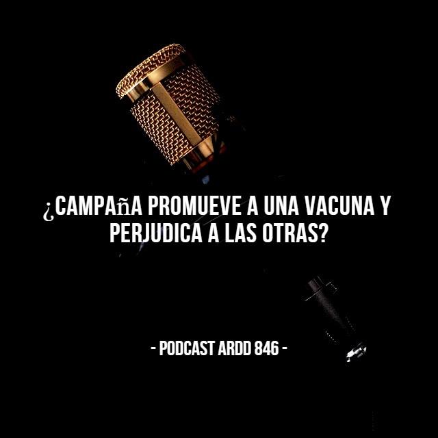Podcast ARDD 846